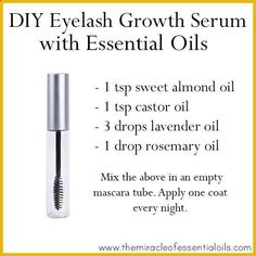 Want to get thick long lashes? Try this essential oil eyelash growth serum! It contains 2 powerful essential oils that are known to promote hair growth and are safe to use as an eyelash serum There's no denying that long and thick eyelashes are a beauty t Thicker Eyelashes, Long Lashes, False Eyelashes, Grow Eyelashes, Artificial Eyelashes, Fake Lashes, Ardell Eyelashes, Feather Eyelashes, Beauty