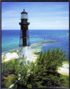 Hillsboro Inlet Lighthouse. celebrated 100th aniversary of light there recently.