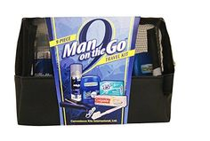 Convenience Kits Man On the Go Travel Bag * Click on the image for additional details.