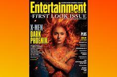 <em>X-Men: Dark Phoenix</em>heats up EW's First Look Issue