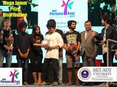 Some #electrifying and unforgettable moments from MIT Persona Fest -2017 #mitadt #worldclasseducation #personafest2017 #mituniversity