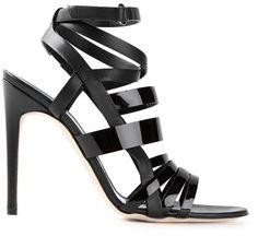 Rupert Sanderson 'Tallyho' sandals      ≼❃≽ @kimludcom