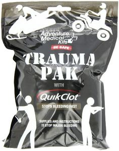 Adventure Medical Kits Trauma Pack with QuikClot Adventure Medical Kits