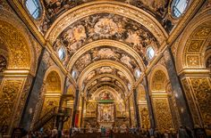 UNESCO World Heritage Site #279: City of Valletta