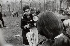 Diane Arbus in Central Park
