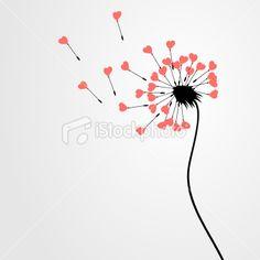 dandelion art - Bing Images