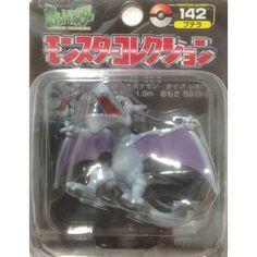 Pokemon 2004 Aerodactyl Tomy 2 Monster Collection Plastic Figure #142