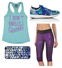 """""""Out for a run"""" by emily-mcbride246 ❤ liked on Polyvore featuring adidas and Casetify"""