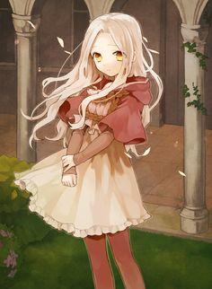 #anime #kawaii #blonde
