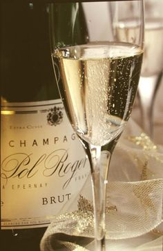 """""""Pol Roger"""" - my favourite champagne Pol Roger Champagne, Champagne Moet, Champagne Party, Happy New Years Eve, New Years Eve Party, Cocktails, Alcoholic Drinks, In Vino Veritas, Sparkling Wine"""