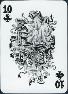 Club 10 - Diogo Machado (POR) for 52 Aces