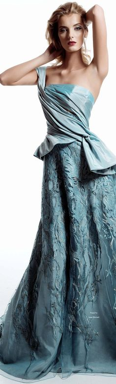 Blanka Matragi Couture Fall-winter 2015-2016 jαɢlαdy
