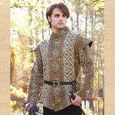 Men's Tudor Doublet