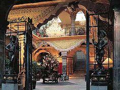 Queretaro- Casa de la Marquesa hotel  D´ZUR Agencia de Publicidad  http://www.facebook.com/DzurAdAgency