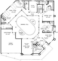 57 Best Interior Courtyard House Plans