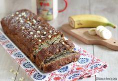 Plumcake alla banana e gocce di cioccolato: una torta alle banane dalla morbidezza disarmante e con un profumo che vi conquisterà.