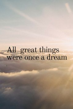 Childhood dreams don't have to end as dreams. Visit this page to find out more about achieving your dreams.