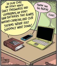 Laptop and Phone are just jelly that they don't have to do so much work just to be necessary. Yeah that's what's up