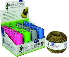 Hemp Lighter | Hemp Wick | The Original Hemp Lighter | Pure • Organic • Natural - Hemplights.com