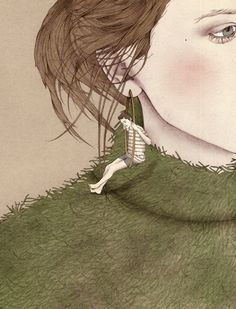 Moderate love for nature on Behance