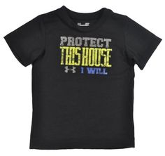Under Armour Toddler Boys Protect This House « Clothing Impulse