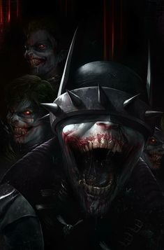 119 Best 05 Batman Who Laughs Images In 2019 Batman