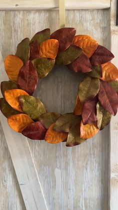 Ribbon Crafts, Wreath Crafts, Diy Wreath, Diy Crafts, Thanksgiving Crafts For Kids, Autumn Crafts, Holiday Crafts, Fall Mesh Wreaths, Fall Wedding Decorations