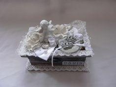 Geschenke für Frauen - Geschenk Geburtstag Deko Vintage - ein Designerstück von Froehlich-Elena bei DaWanda