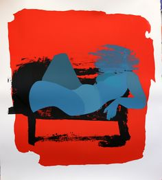 Etzev- Life after death_silkscreen_125x150cm