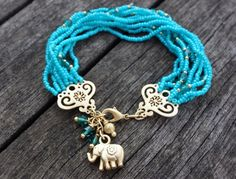 Charm Bracelet - THE BLUE HARMONY by VIDA VIDA zNyZqo