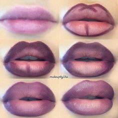 Lips full of make-up: this is how lip contouring and Lippen voller schminken: So gelingt es mit Lip-Contouring und Ombré-Lips! Lips full of makeup Lip Contouring Instructions up - Lip Contouring, Contour Makeup, Eye Makeup Tips, Contouring And Highlighting, Beauty Makeup, Makeup Lips, Makeup Hacks, Concealer, Lip Tutorial