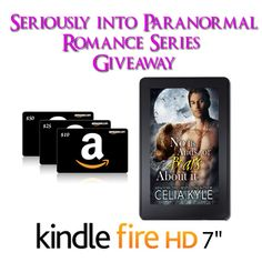 Win a Kindle Fire, Gift Cards, or eBooks!