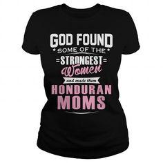 Cool The Strongest  Honduran Moms T shirt