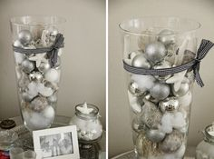 Image from http://www.diy-enthusiasts.com/wp-content/uploads/2013/12/last-minute-diy-christmas-centerpiece-glass-vase-white-solver-balls.jpg.