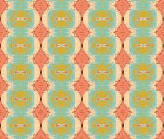 Hopscotching Across Asia fabric by susaninparis on Spoonflower - custom fabric