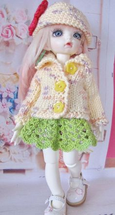 Outfit-for-doll-1-6-bjd-fairyland-LittleFee-Bisou