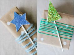 mommo design: IT'S TIME TO WRAP! -magic wands