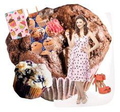 """Set #3 cupcake cute"" by girlsramazing on Polyvore"