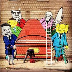 Street Art is Dead.