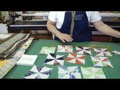 Video Tutorial: Fast and Easy Pinwheels