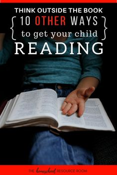 Think Outside the Book: 10 Other Ways to Get Your Child Reading . Some great tips on reaching those reluctant readers. 2nd Grade Reading, First Grade Math, Kids Reading, Reading Skills, Teaching Reading, Reading Help, Second Grade, Reluctant Readers, Struggling Readers