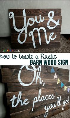 10 Rustic Barn Wood Signs Rustic Barn Wood Signs - This 10 Rustic Barn Wood Signs gallery was upload on March, 6 2020 by admin. Here latest Rustic Barn Wood Signs gallery colle. Rustic Wood Signs, Wooden Signs, Rustic Barn, Rustic Cabins, Log Cabins, Rustic Decor, Barn Wood Projects, Craft Projects, Pallet Projects