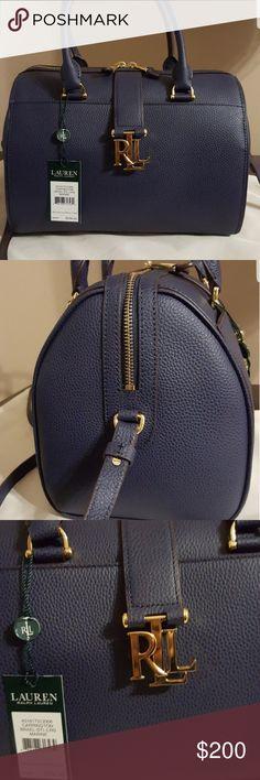 New Rauren Ralph Lauren Brand new  navy blue Lauren Ralph Lauren Bags