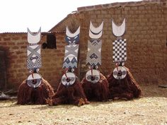 african masquerade - Google Search