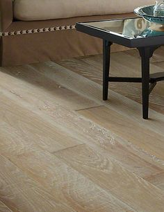 AA741-39101 antique Walk Hardwoood Flooring, color: Picket Fence, by Anderson, Hickory, 3/8""