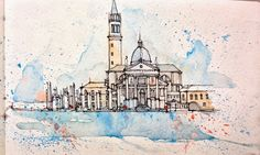 Urban Sketchers: Urban Sketching in Venice