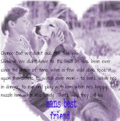 Made this while watching Homeward Bound. I cry every time I watch this movie. (c)-Chey Anderson  Quotes-Picture: (c) to HomeWard Bound/Disney
