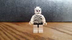 White Mummy Greg | The MiniFigurez Store