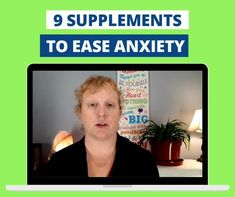 Learn how to relieve anxiety with supplements with these 9 supplements that help with anxiety (plus 2 BONUS) supplements. #supplementsforanxiety #naturalanxietysupplements #bestsupplementsforanxiety Natural Sleep Remedies, Natural Health Remedies, Holistic Wellness, Holistic Healing, Healthy Life, Healthy Living, Getting Rid Of Bloating, Supplements For Anxiety, Positive Mental Health