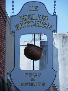 Hell's Kitchen, Wilmington, NC